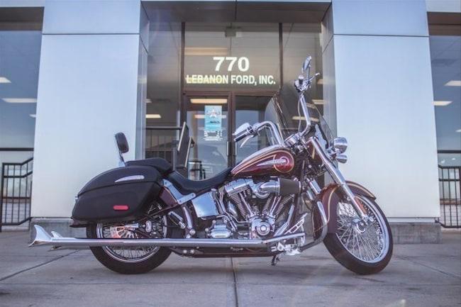 Used 2014 Harley Davidson Cvo Softail Dlx for sale in Cincinnati OH