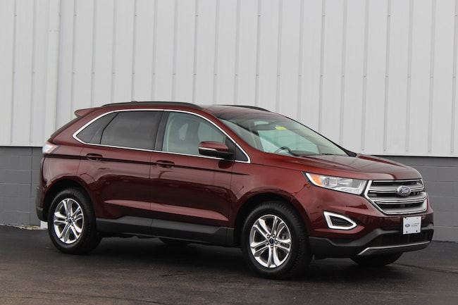 Certified Pre-Owned 2016 Ford Edge SEL SUV for sale in Cincinnati OH