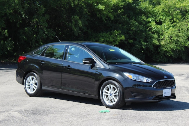 Certified Pre-Owned 2015 Ford Focus SE Sedan for sale in Cincinnati OH