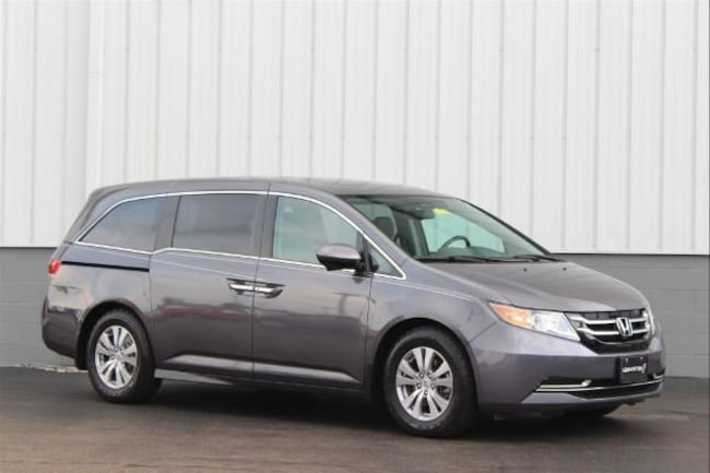 Used 2016 Honda Odyssey EX-L Mini-Van for sale in Cincinnati OH