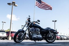 Bargain 2013 Harley Davidson 883L Sportster HD for sale in Lebanon, OH