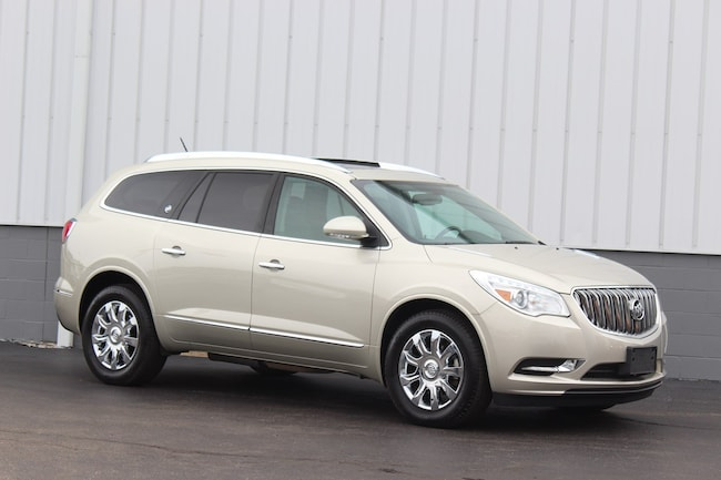 Used 2016 Buick Enclave Leather SUV for sale in Cincinnati OH