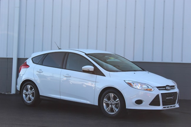 Used 2014 Ford Focus SE Hatchback for sale in Cincinnati OH