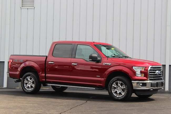Used 2016 Ford F-150 Truck for sale in Cincinnati OH