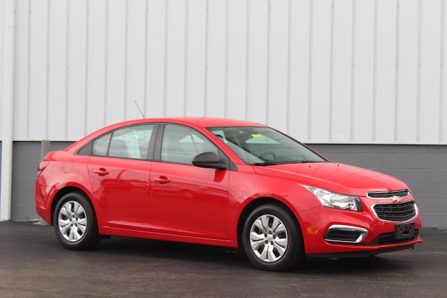 Used 2016 Chevrolet Cruze Limited LS Auto Sedan for sale in Cincinnati OH