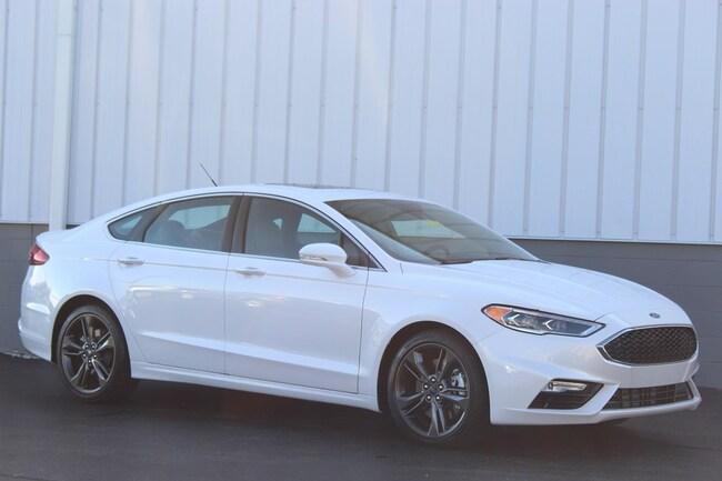 Used 2018 Ford Fusion Sport Sedan for sale in Cincinnati OH