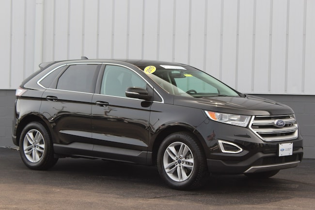 Certified Pre-Owned 2015 Ford Edge SEL SUV for sale in Cincinnati OH