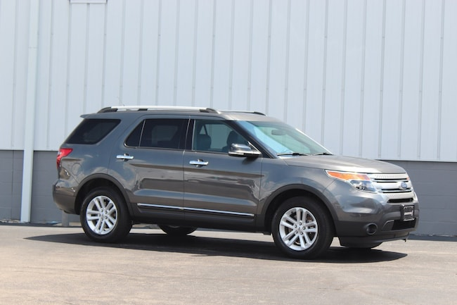 Used 2015 Ford Explorer XLT SUV for sale in Cincinnati OH
