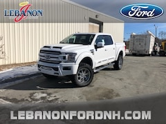 New 2018 Ford F-150 Lariat Truck 1FTEW1E50JFC82279 for sale in Lebanon, NH