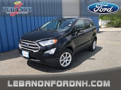 New 2019 Ford EcoSport SE SUV MAJ6S3GL4KC264321 for sale in Lebanon, NH