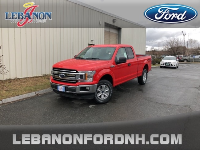 New 2019 Ford F-150 XLT Truck for sale/ lease in Lebanon, NH
