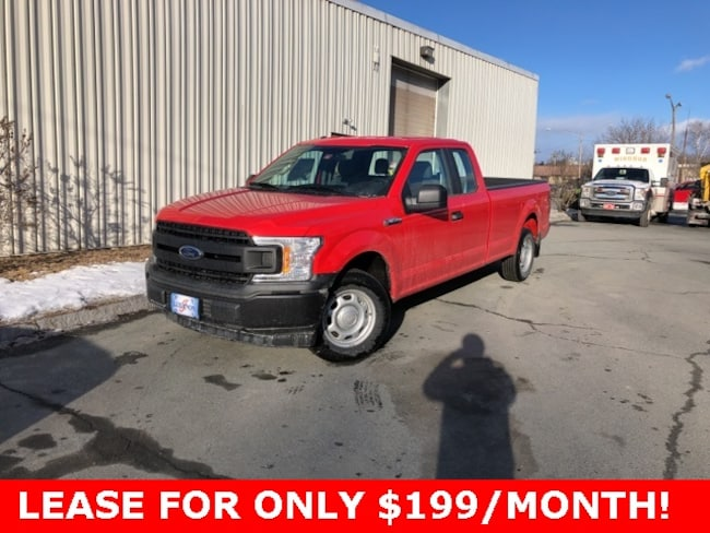 New 2018 Ford F-150 XL Truck for sale/ lease in Lebanon, NH