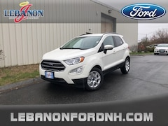 New 2019 Ford EcoSport SE SUV MAJ3S2GE3KC261179 for sale in Lebanon, NH