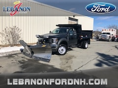 New 2018 Ford F-550SD DRW Truck 1FDUF5HY7JED03364 for sale in Lebanon, NH