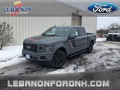 New 2019 Ford F-150 Lariat Truck 1FTEW1C46KFA48255 for sale in Lebanon, NH