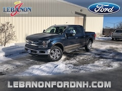 New 2019 Ford F-150 Lariat Truck 1FTFW1E19KFA03625 for sale in Lebanon, NH