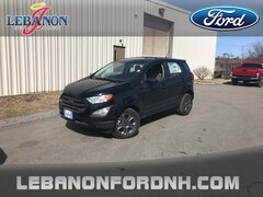 New 2019 Ford EcoSport S SUV MAJ6S3FL9KC270889 for sale in Lebanon, NH