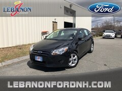Used 2014 Ford Focus SE Hatchback for sale in Lebanon, NH