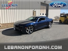 Used 2012 Chevrolet Camaro 1LT Coupe for sale in Lebanon, NH