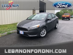 Used 2016 Ford Focus SE Sedan for sale in Lebanon, NH