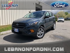 New 2019 Ford Escape S SUV for sale in Lebanon, NH