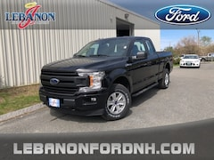 New 2019 Ford F-150 XL Truck 1FTEX1EP4KKD41809 for sale in Lebanon, NH