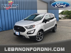 New 2019 Ford EcoSport SES SUV MAJ6S3JL3KC254758 for sale in Lebanon, NH