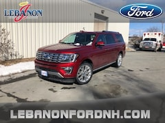 New 2018 Ford Expedition Limited SUV 1FMJK2AT9JEA54495 for sale in Lebanon, NH