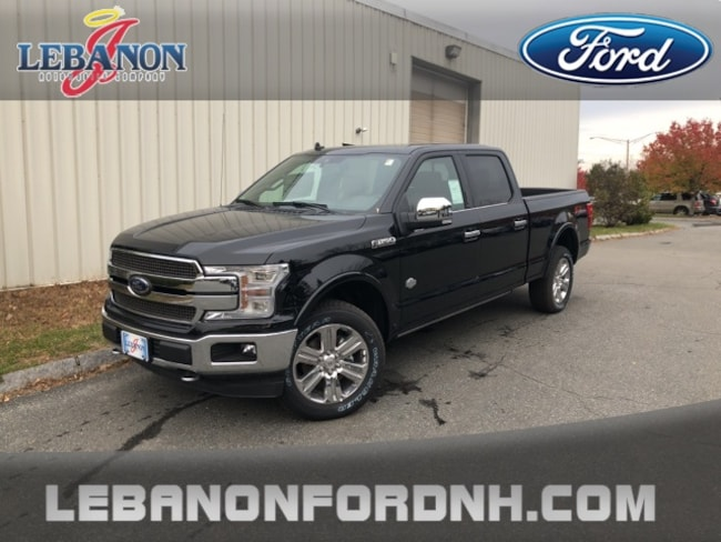 New 2018 Ford F-150 King Ranch Truck for sale/ lease in Lebanon, NH