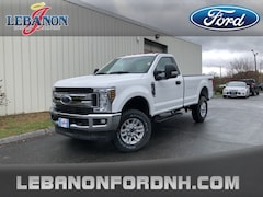 New 2019 Ford F-250SD XLT Truck 1FTBF2B6XKED78773 for sale in Lebanon, NH