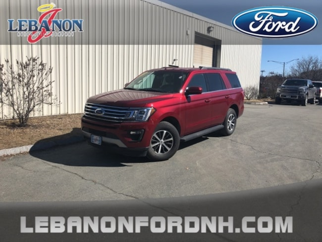 New 2018 Ford Expedition XLT SUV for sale/ lease in Lebanon, NH