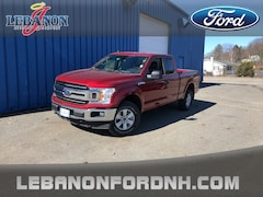 New 2019 Ford F-150 XLT Truck 1FTEX1EPXKKC45344 for sale in Lebanon, NH