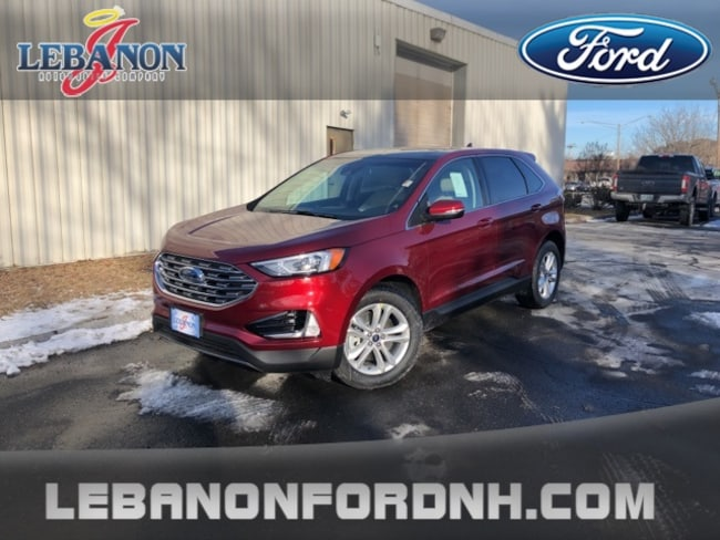 New 2019 Ford Edge SEL SUV for sale/ lease in Lebanon, NH