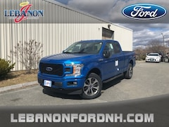New 2019 Ford F-150 STX Truck 1FTEX1EP4KKC17801 for sale in Lebanon, NH