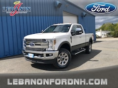 New 2019 Ford F-250SD Lariat Truck 1FT7X2B65KED21075 for sale in Lebanon, NH