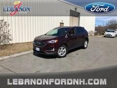New 2019 Ford Edge SEL SUV 2FMPK4J93KBB84618 for sale in Lebanon, NH