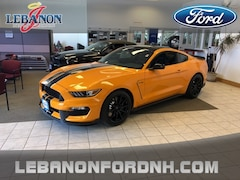 New 2018 Ford Mustang Shelby GT350 Coupe 1FA6P8JZ3J5502304 for sale in Lebanon, NH