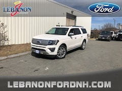 New 2019 Ford Expedition Platinum SUV 1FMJK1MT9KEA22931 for sale in Lebanon, NH
