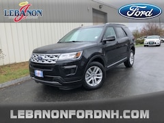 New 2019 Ford Explorer XLT SUV 1FM5K8D84KGB32361 for sale in Lebanon, NH