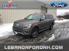 New 2019 Ford Expedition Limited SUV 1FMJK2AT7KEA14594 for sale in Lebanon, NH