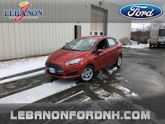 New 2019 Ford Fiesta SE Hatchback 3FADP4EJ8KM125422 for sale in Lebanon, NH
