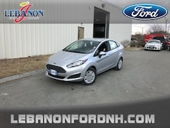 New 2019 Ford Fiesta S Sedan 3FADP4AJ0KM131303 for sale in Lebanon, NH
