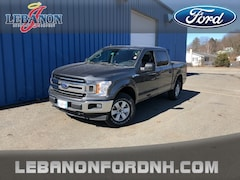 New 2019 Ford F-150 XLT Truck 1FTEW1EPXKFA71982 for sale in Lebanon, NH