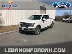 New 2018 Ford F-150 Lariat Truck 1FTEW1E54JFC37183 for sale in Lebanon, NH
