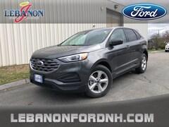 New 2019 Ford Edge SE SUV 2FMPK3G92KBB11225 for sale in Lebanon, NH
