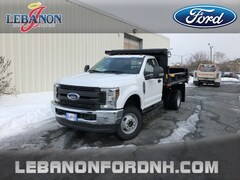 New 2019 Ford F-350SD DRW Cab/Chassis 1FDRF3H6XKED30407 for sale in Lebanon, NH