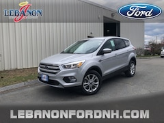New 2019 Ford Escape SE SUV 1FMCU9GD7KUA08490 for sale in Lebanon, NH