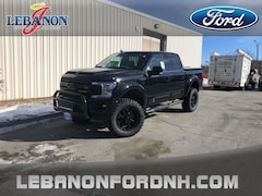 New 2018 Ford F-150 Lariat Truck 1FTEW1E53JFC56310 for sale in Lebanon, NH
