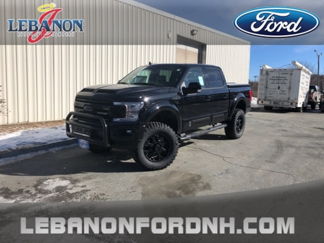 New 2018 Ford F-150 Lariat Truck for sale/ lease in Lebanon, NH