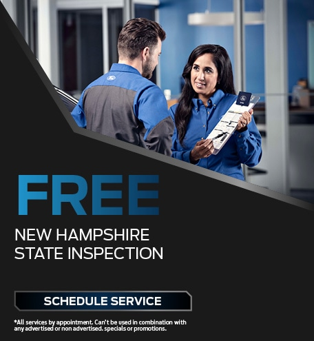Free New Hampshire State Inspection